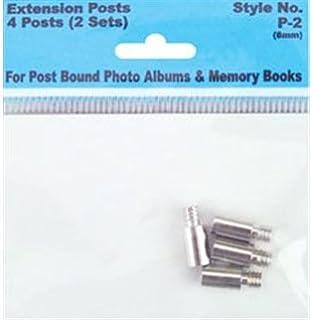 Extensión picoteos - 8 mm, 4 piezas
