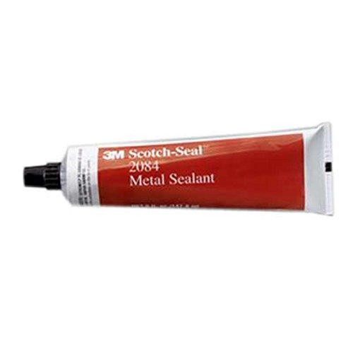 3M Scotch-Seal Metal Sealant 2084 Aluminum, 5 oz Tube, 3