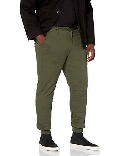 -Publish Brand Inc ジョガーパンツ メンズ ストレッチ 防水コーティング レガシー US サイズ: 36 カラー: ...