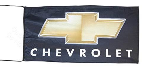 Cyn Flags Chevrolet Fahne Flagge 3D 2.5x5 ft 150 x 75 cm