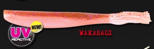 Fox Rage Legend Jig Gummifische 10cm, Farbe:Wakasagi