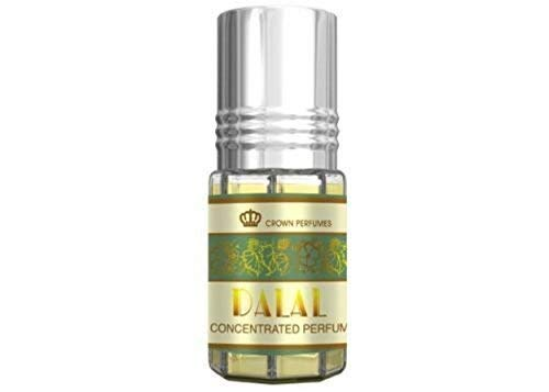 Business Square Musc Parfum Al Rehab Dalal 3ml 100% Huile