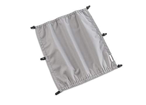 Croozer Sonnenschutz für Kid Keeke 2 Stone Grey 2020 Fahrradanhänger