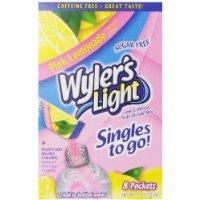 Wyler's Light Selling rankings To Go Drink Mix Pink Pack Lemonade of 12 Philadelphia Mall