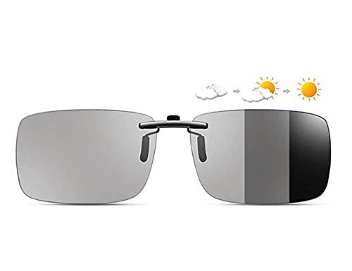 occhiali da sole bifocali Fotocromatici Occhiali Da Notturni Guida Polarizzati - Metallo Montatura per Guidare Protezione 100% UVA UVB
