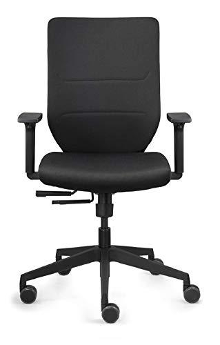 Dauphin Schreibtischstuhl, Bürostuhl,Trend Office Valo sync2 Comfort VO 9247 Bürodrehstuhl, flexibel, schön, 2018