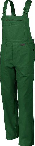 Qualitex Arbeits-Latzhose BW 270 - Größe: 54 - grün