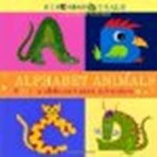 Alphabet Animals: A Slide-and-Peek Adventure by MacDonald, Suse [Little Simon, 2008] Hardcover [Hardcover]