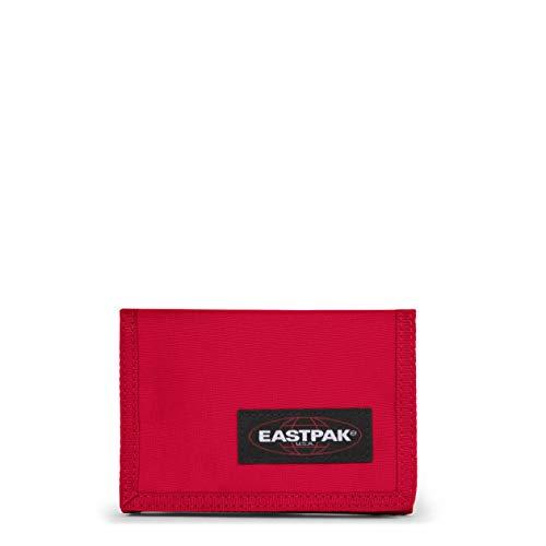 Eastpak Crew Single Portafoglio, 13 Cm, Rosso (Sailor Red)