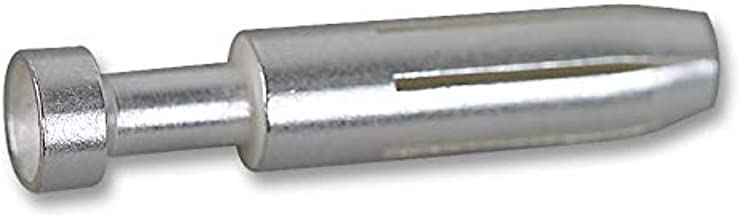 09 33 000 6202 - Rectangular Power Contact, Han E Series, Silver Plated Contacts, Copper, Socket, Crimp, 14 AWG RoHS Compliant: Yes, (Pack of 5) (09 33 000 6202)