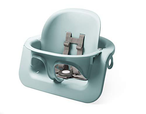 STOKKE® Steps™ Baby Set – STOKKE® Steps™ Zubehör für Babys ab 9 kg (ca. 6 Monate) – Farbe: Aqua Blue