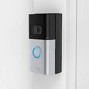Corner Kit for Ring Video Doorbell 3, Ring Video Doorbell 3 Plus, and Ring Video Doorbell 4