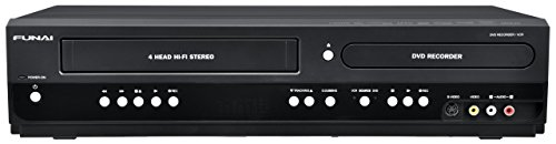 Funai Combination VCR and DVD Recorder (ZV427FX4) (Renewed)