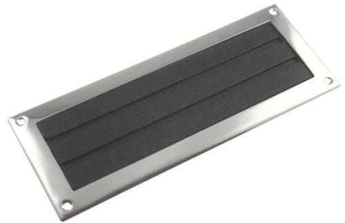 ARBO-INOX Gummierter Aufsatz Treppenstufe Rutschsicherung Treppenbelag