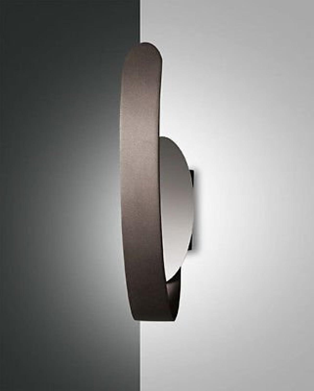 Fabas Luce 3435–21–129-Wand Levanto LED 7W 630lm warm Weiß braun
