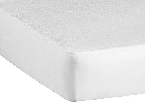 Velfont - Protector colchón Alma 3 Capas (90, Blanco)