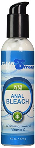 CleanStream Lejía Anal con Vitamina C y Aloe Vera - 218 gr