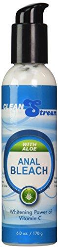 CleanStream 170g Anal Bleichen mit Vitamin C und Aloe Gleitmittel