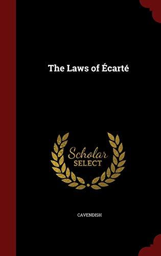 The Laws of Écarté