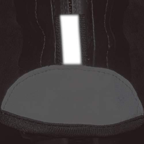 [パールイズミ]レインレーサーシューズカバー防風透湿防水93メンズブラック日本L-XL(日本サイズL相当)