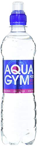 Aqua Gym Funktional Water koffeinhaltig, 12er Pack, EINWEG (12 x 500 ml)