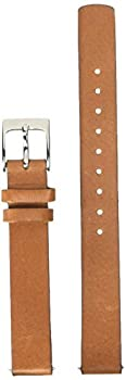 Skagen Women s 12mm Leather Casual Watch Strap Color  Brown  Model  SKB2020