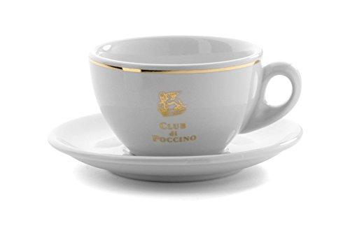 Club di POCCINO Caffe-Latte-Tassen 2er Pack
