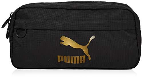 PUMA Unisex– Erwachsene Originals Bum Bag gürteltasche, Black, OSFA