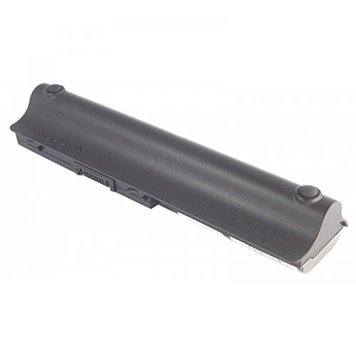 MTXtec Batterie Haute capacité, LiIon, 10.8V, 6600mAh, Noir pour HP G62-a57
