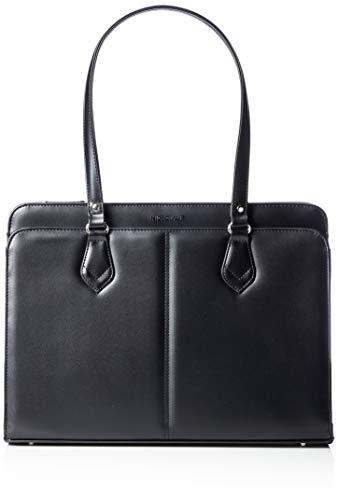 [ナイスクラップ]ビジネスバッグリクルートビジネスレインカバー付きブラック