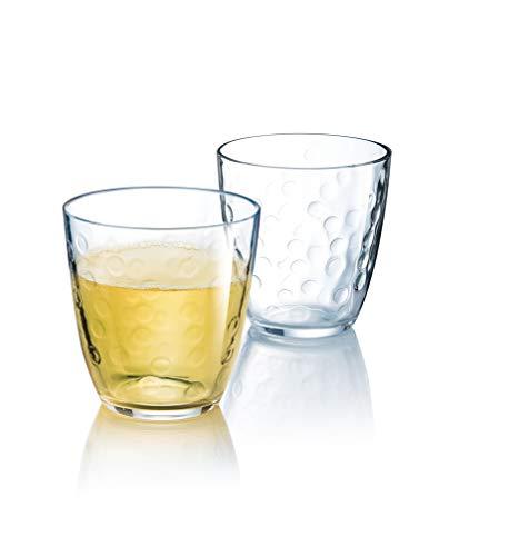 Vasos Cristal Agua Colores Luminarc vasos cristal agua  Marca Luminarc