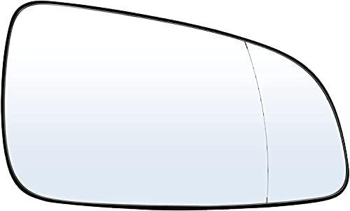 BENHAI Carro Espejo Retrovisor De Cristal Aplicable para Opel Astra H 5...