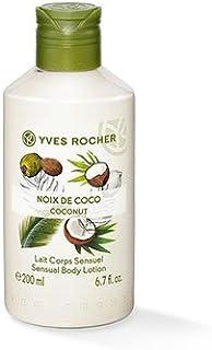 Yves Rocher LES PLAISIRS Nature - Leche corporal de coco,