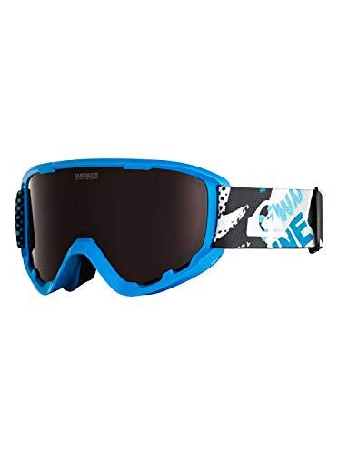 Quiksilver Sherpa-Maschera da sci/snowboard da uomo, Uomo, EQYTG03084, lyons giant force, Taglia unica