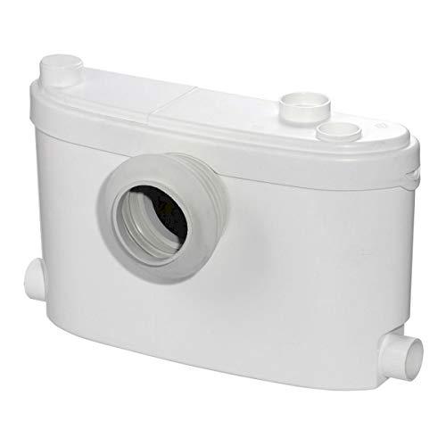 SANISLIM - Pompa trituratore per scarico bagno completo Code SSL