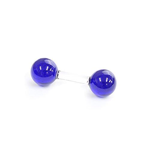 ルビナート ガラスペンスタンド 16/LEO ブルー#10