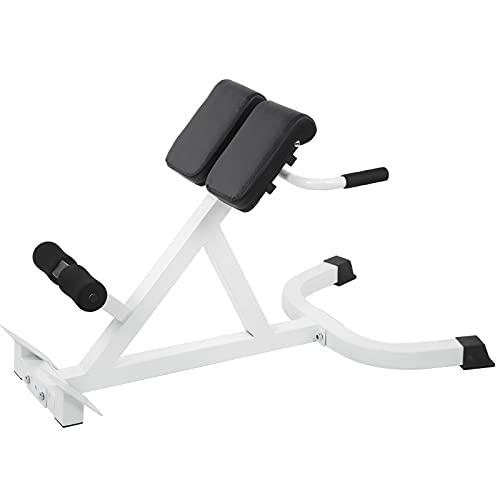 TANKE Multifunktionaler römischer Stuhl Faltbare Hyper Extension Bank verstellbare Home Gym Übung 511.4oz