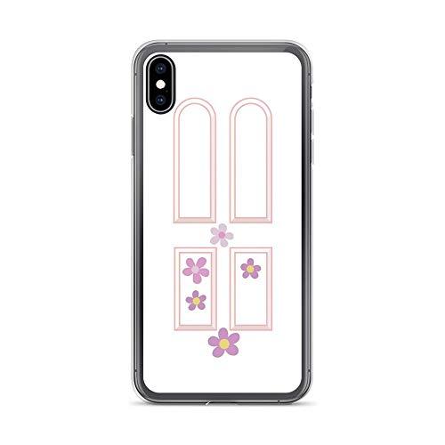 joyganzan Monster's Inc Boo's Door Design Case Cover Compatible for iPhone (Xs Max)
