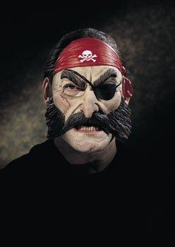 Cesar - A550-001 - Demi Masque - Pirate