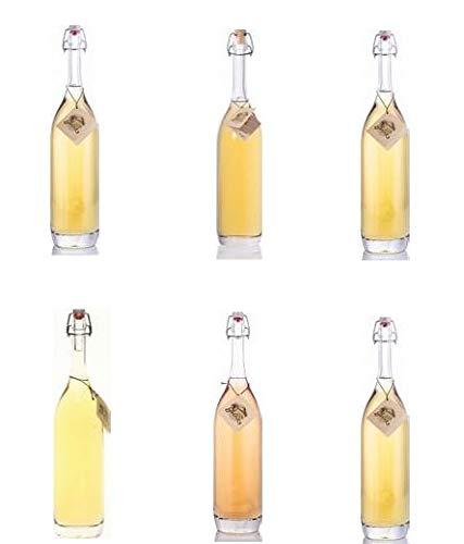6 Flaschen Prinz Mix 6 Sorten/Haselnuss,...