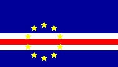 1000 Flags Cap-Vert Drapeau 5 'X3'