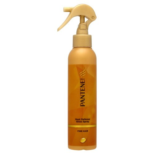 Pantene Pro-V Heat Defense Gloss Spray for Fine Hair 150ml