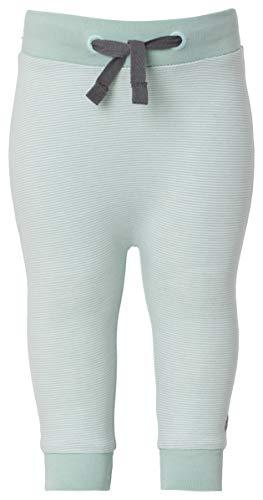 Noppies Baby-Unisex Pants Comfort Hose besonders weichem Material Gummibund und Tunnelzug (Grey Mint (C175), 56)