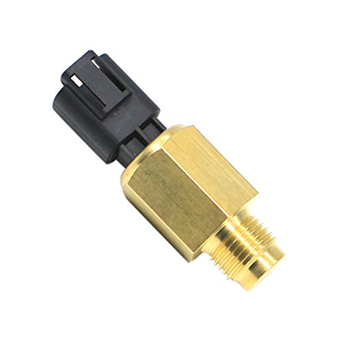 Weelparz 349-0721 Water Temperature Sensor 385720500 Fits for Perkins 403D-11 403D-15 403D-15T 404D-15 404D-22T 403C-11 403C-15 404C-22 404C-22T Engine