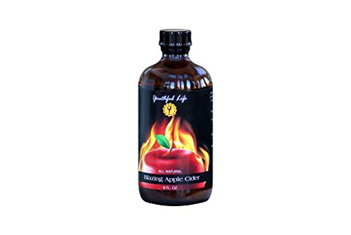 Youthful Life Blazing Apple Cider Vinegar, 8 oz.