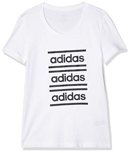 adidas Damen Celebrate The 90s T-Shirt S Weiß/Schwarz