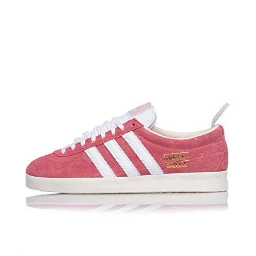 adidas Sneaker Low Gazelle Vintage W Rot Damen - 38 EU