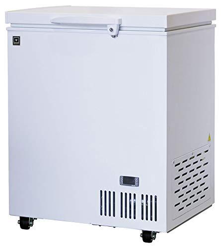 レマコム 超低温冷凍ストッカー -60℃タイプ RSF-100MR (100L) 業務用 チェスト フリーザー 上開き マグロ