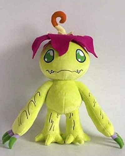 Juguete de peluche de animal de dibujos animados digimon de 33 cm, juguete de peluche de bebé para niños, regalo de cumpleaños, decoración de habitación