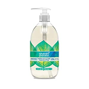 Seventh Generation Free & Clean Hand Soap is hypoallergenic and gentle on your hands. Seventh Generation hand washes are not antibACterial and will not kill germs Our hand wash is designed to clean your hands without drying your skin No fragrances, d...